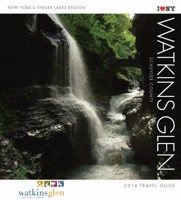 2014 Watkins Glen Fingerlakes Region Travel Guide